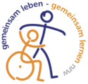 Logo Gemeinsam Leben - Gemeinsam Lernen