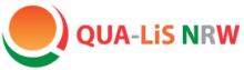 Logo Landesinstitut für Schule mit Schriftzug QUA LIS NRW