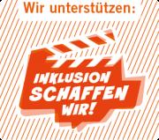 Logo: Inklusion schaffen wir
